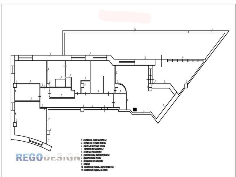 Варианты перепланировок квартир серии II-18