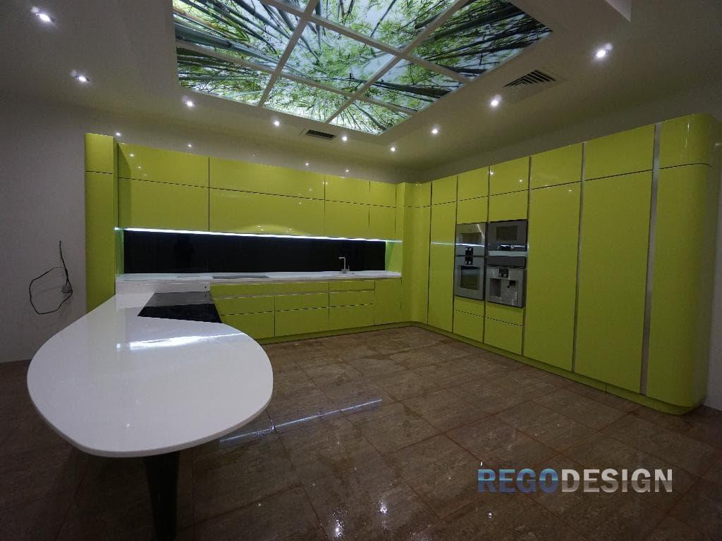 Реплика кухни Snaidero Ola 20- cтудия дизайна интерьера   Рего ...