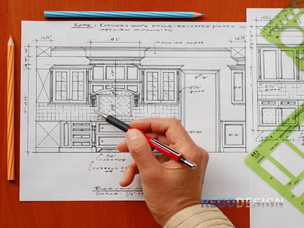 Расчет конструкций в дизайне интерьера