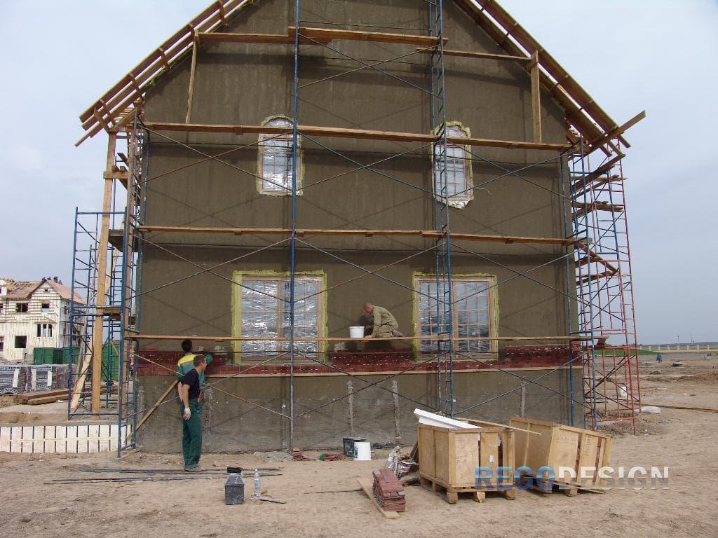 Строительство коттеджей в Хабаровске под ключ